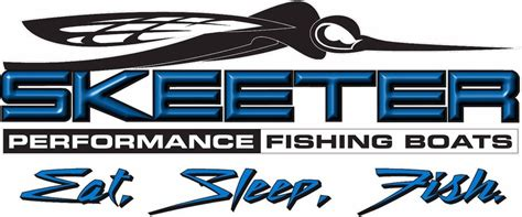 skeeter boat decals ebay skeeter boats eat sleep fish blue 24 quot vinyl vehicle