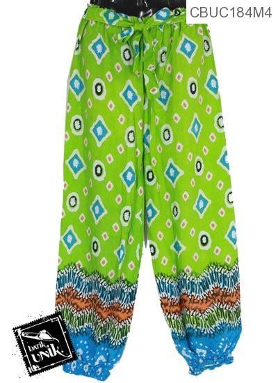 Murah Celana Aladin Jumbo Inner Gamis Daleman Daster Promo celana aladin jumbo tali motif persegi anyam bawahan rok murah batikunik