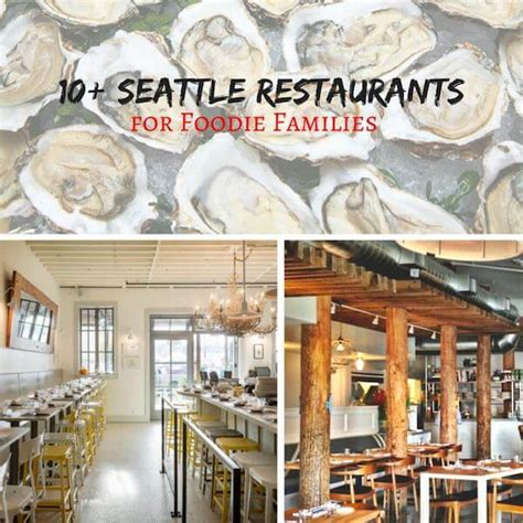friendly restaurants seattle 10 foodie family friendly restaurants in seattle sugar spice and glitter