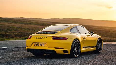 Porsche 911 Carrera Wallpaper by 2018 Porsche 911 Carrera T Wallpapers Hd Images Wsupercars