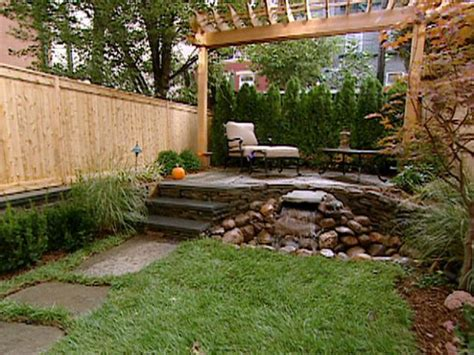Small Backyard Privacy Ideas Warming Trends Manufacturer Of The Crossfire Brass Burning Systems Custom Pits July 2011