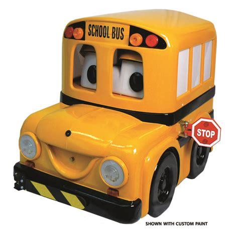 Buster the School Bus?   Transportation Safety   Robotronics