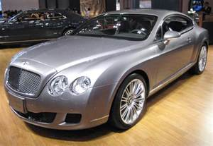 Continental Bentley File Bentley Continental Gt Speed Jpg