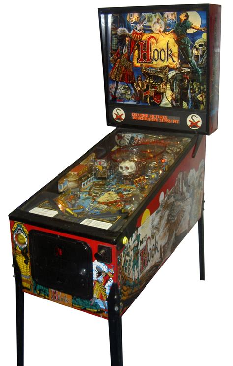 hook pinball machine liberty