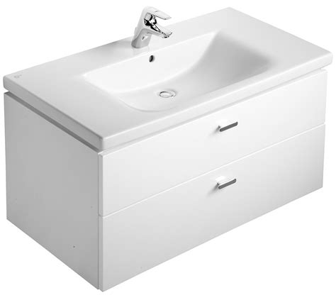 ideal standard concept 1000mm vanity unit with drawers