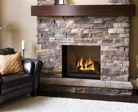 Gas Fireplace Upgrade by Fireplace Update Idea New House Ideas