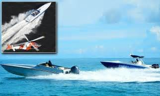 fast boats drugs drug cartels using new go fast boats that are almost