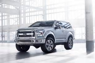 2016 Ford Bronco 2016 Ford Svt Bronco Coming Soon Diesel Power Magazine