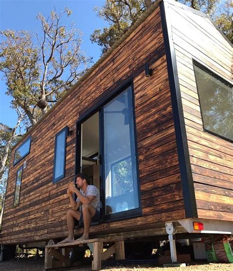 relaxing morning in my tiny house 187 tiny real estate