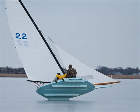 ice boat for sale iceboats