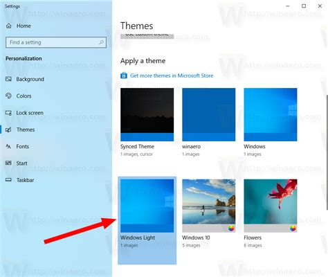 lights in windows how to enable light theme in windows 10