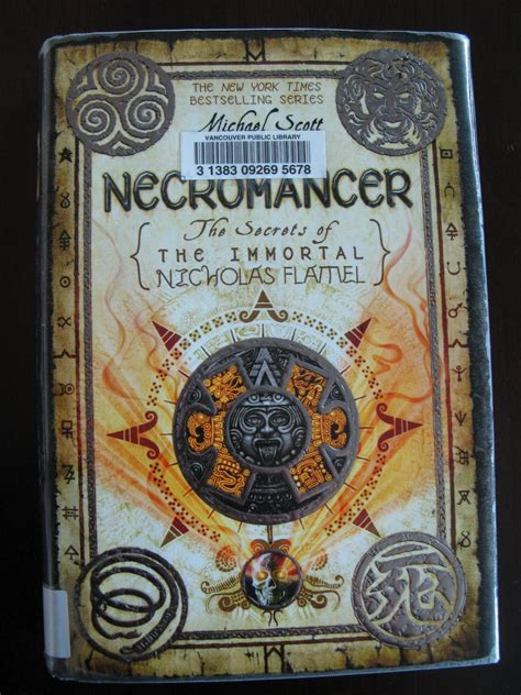 The Great Book Challenge: The Necromancer: The Secrets of