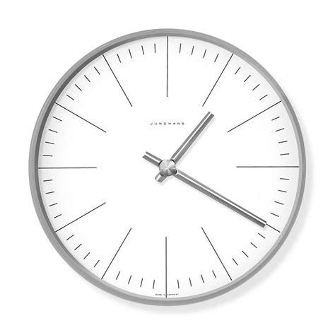 wanduhr max bill max bill wall clock moma design store