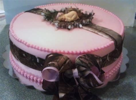Baby Shower Cakes Camo by You To See Camo Baby Shower Cake By Grammysha1158315