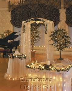 the best wedding decorations the best christmas wedding