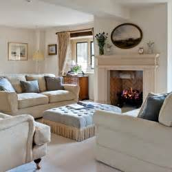 Neutral Living Room by Neutral Opulent Living Room Housetohome Co Uk
