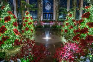 Longwood Gardens Pa by The Top Places To View Holiday Lights In Philadelphia
