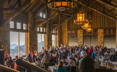 grand canyon lodge dining room grand canyon s north rim magnificent intimate by day