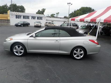 Toyota Camry For Sale 2005 2005 Toyota Camry Solara For Sale Carsforsale