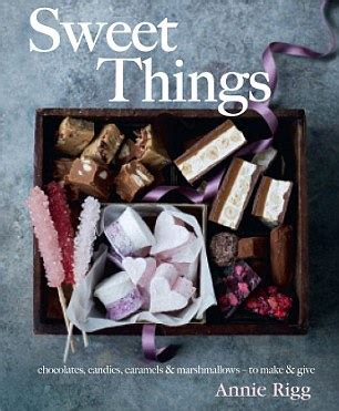 sweet a books food book of the week sweet things by rigg daily