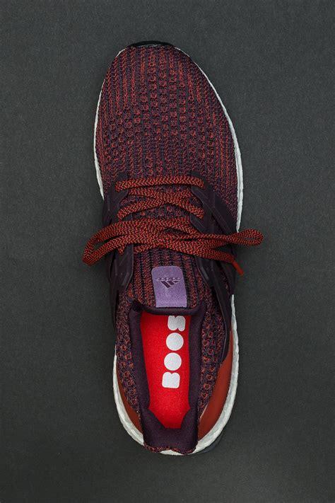 Adidas Ultra Boost 30 Primeknit Burgundy Maroon adidas ultra boost 4 0 quot maroon quot look sneakernews