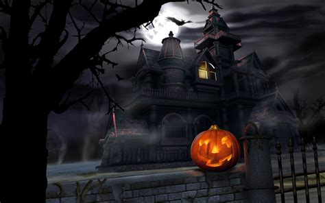 75 high quality halloween wallpapers for your desktop