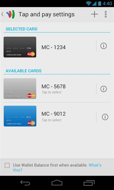 Buy Gift Card With Google Wallet - google wallet lets users add credit and debit cards via camera
