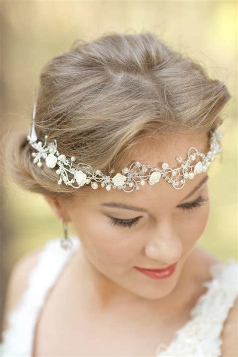 Hochzeitsfrisur Haarband by Tolles Haarband F 252 R Das Perfekte Brautoutfit Wedding