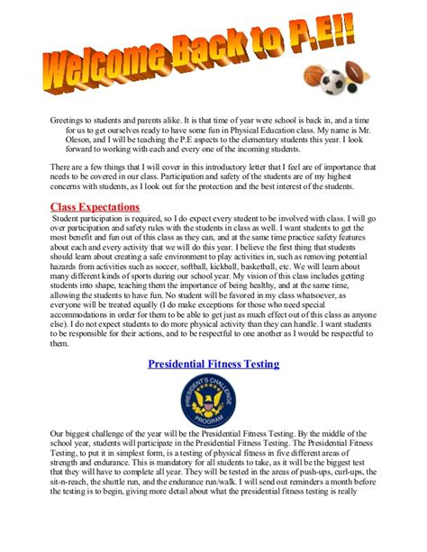 Parent Letter 1st Day Of School Back To School Newsletter 215