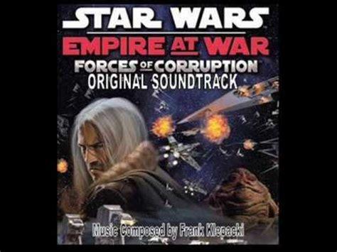 theme music world at war star wars empire at war zann consortium theme