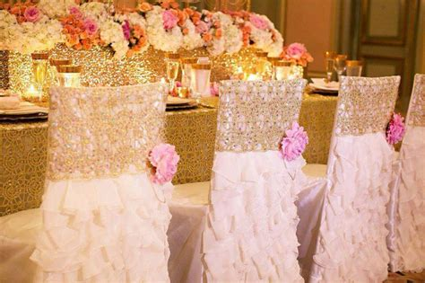 pink and gold chair sashes gold pink chair covers chair cover and chair
