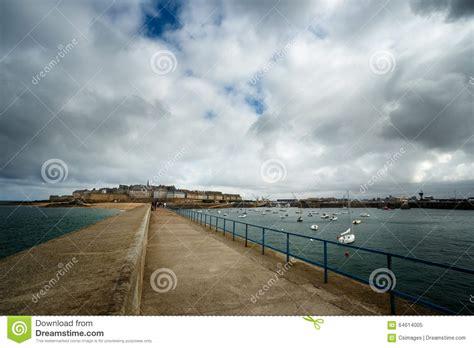 porto bretagna malo ed il suo porto bretagna francia immagine