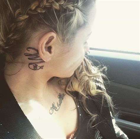 zodiac sign tattoo behind ear 17 best images about zodiac signs tattoos on pinterest