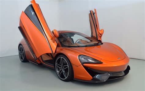 orange mclaren price 2016 mclaren 570s for sale in norwell ma 000654a