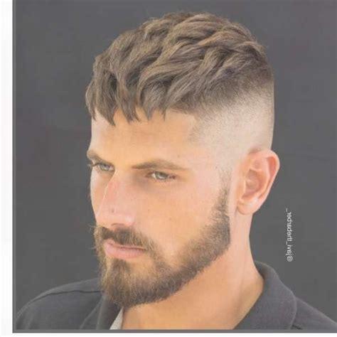 trend kurzhaarschnitte  fuer maenner men hairstyles