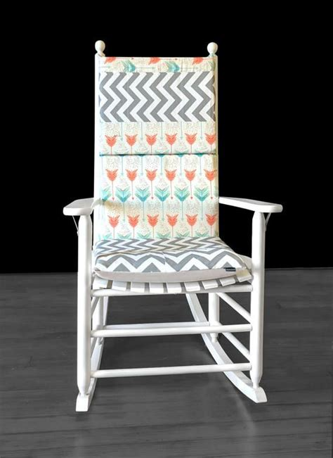 Rocking Chair Cushion Covers by 17 Best Ideas About Chair Cushion Covers On