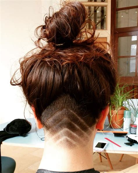 dog zig zag hair pattern 33 best images about undercuts on pinterest girl