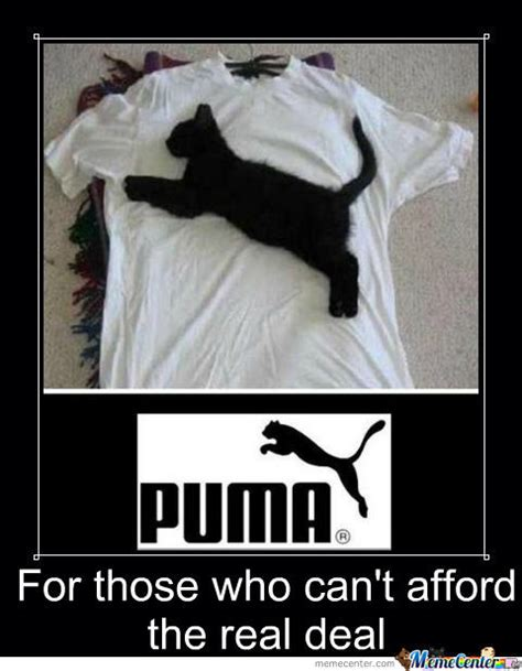 Puma Meme - puma by zwer meme center