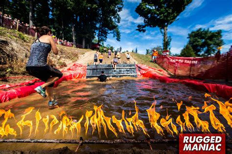 rugged maniac rugged maniac the best value in ocr mud run obstacle course race warrior guide