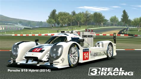 porsche 919 hybrid real racing 3 ford world of cars wiki fandom powered by wikia autos post
