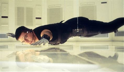 mission impossible 2 bathtub scene biggest robberies in history which seemed childishly