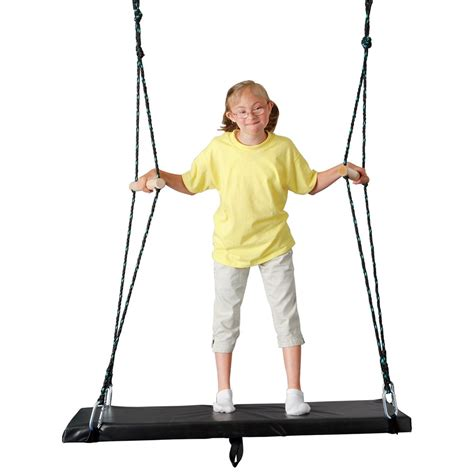 swing and seesaw seesaw glider swing flaghouse