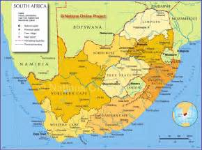 Map South Africa by South Africa Maps Printable Maps Of South Africa For