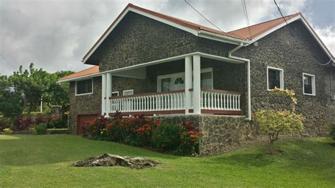 Two Bedroom House | 2 bedroom 2 bath house for rent st lucia real estate