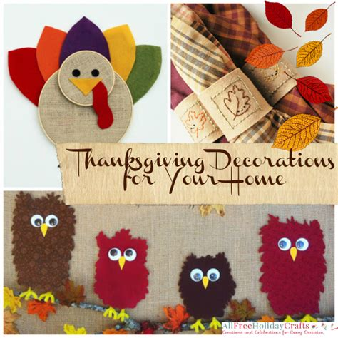 how to decorate your home for thanksgiving the ultimate guide to crafty thanksgiving decorations for