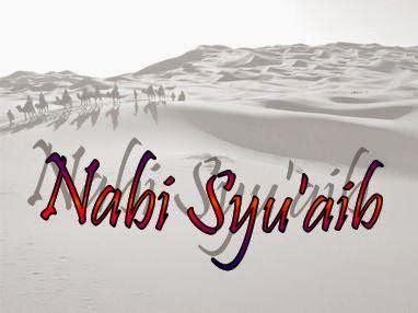 Buku Kisah Nabi Nabi Syuaib As kisah nabi syuaib asal usul nabi syuaib as kisah nabi