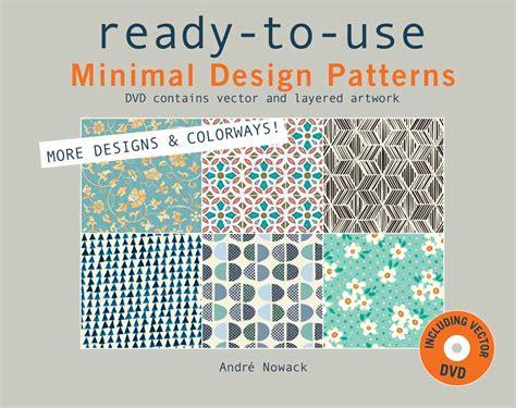 design pattern usage ready to use minimal design patterns incl dvd mode