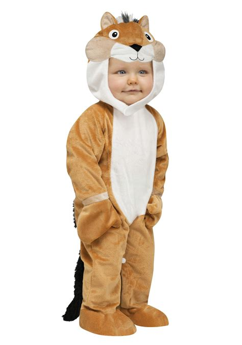 chipper chipmunk costume