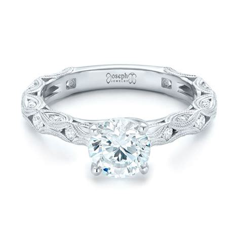 Filigree Engagement Ring by In Filigree Engagement Ring 102788
