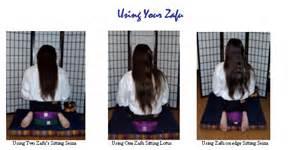 Comfortable Stool Yellow Round Zafu Meditation Cushion Buckwheat Husks Ebay